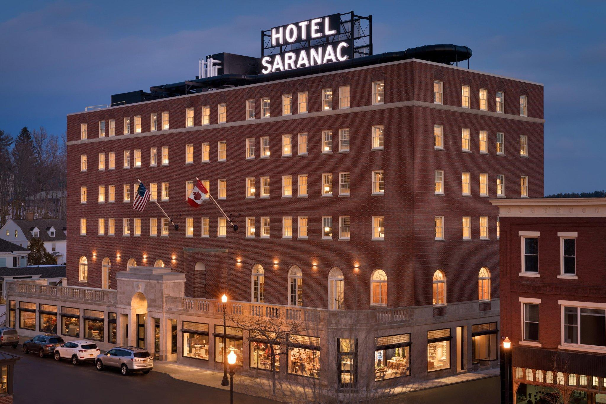 Hotel Saranac Curio Collection By Hilton