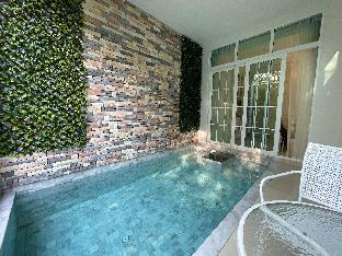 [ナージョムティエン]アパートメント(116m2)| 2ベッドルーム/2バスルーム Grand florida pattaya Duplex 2 Bedrooms