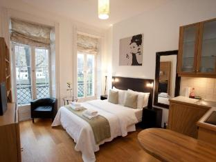 Studios 2 Let Hotel London - Large Studio with Balcony