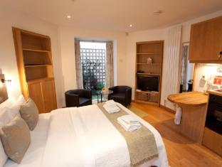 Studios 2 Let Hotel London - Large Studio with Patio
