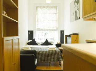 Studios 2 Let Hotel London - Standard studio with balcony