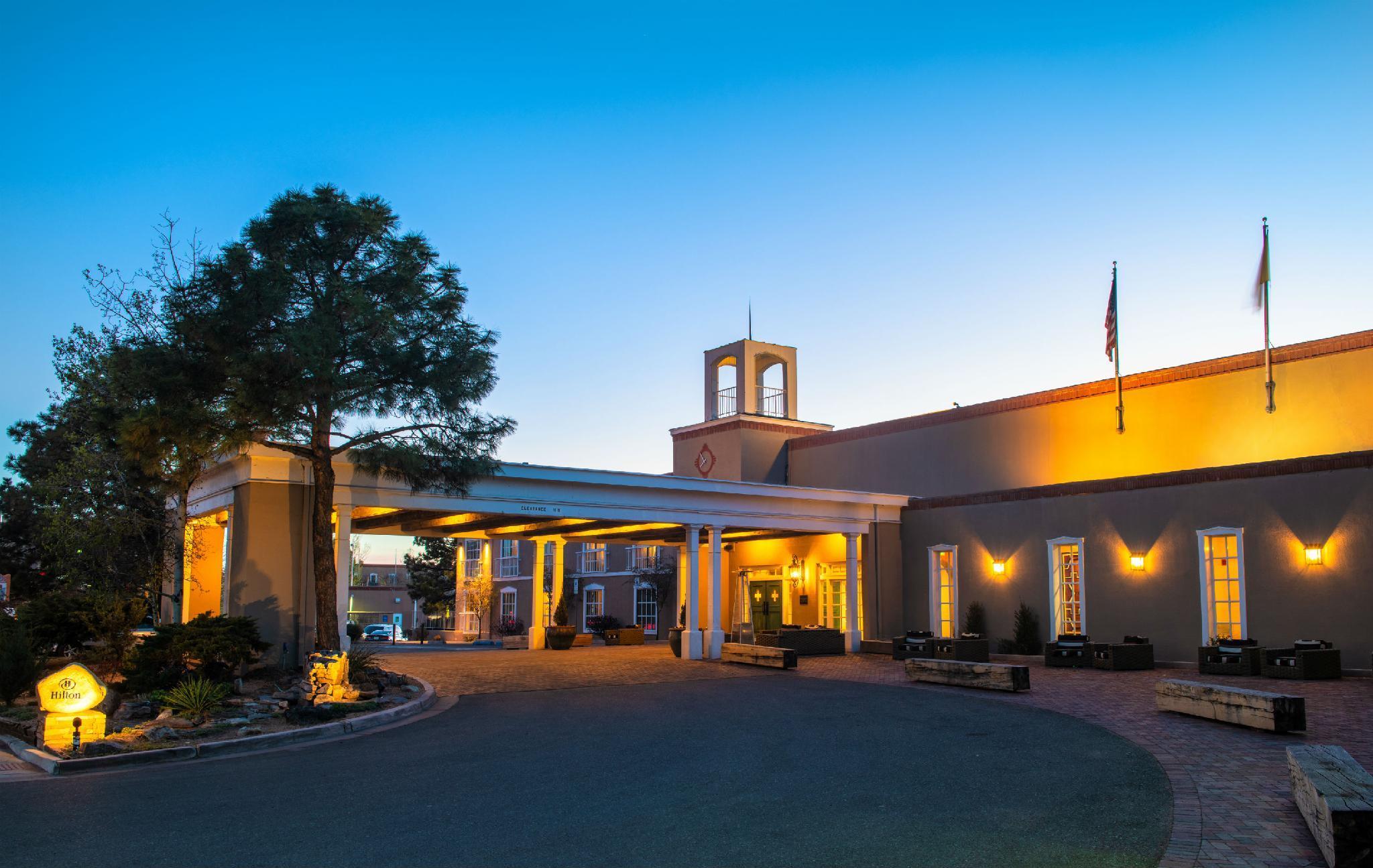 Hilton Santa Fe Historic Plaza Hotel