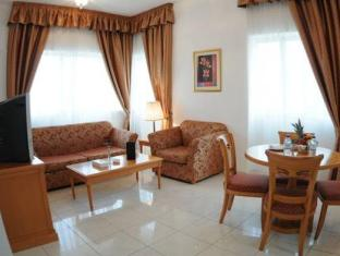 Royal Rotary Hotel Apartments Abu Dhabi - 1 Bedroom suite