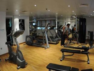 Royal Rotary Hotel Apartments Abu Dhabi - Fitness Room