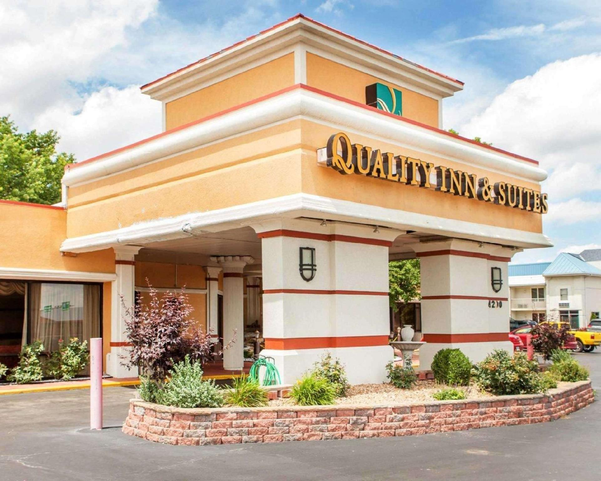 Quality Inn And Suites Kansas City   Independence I 70 East