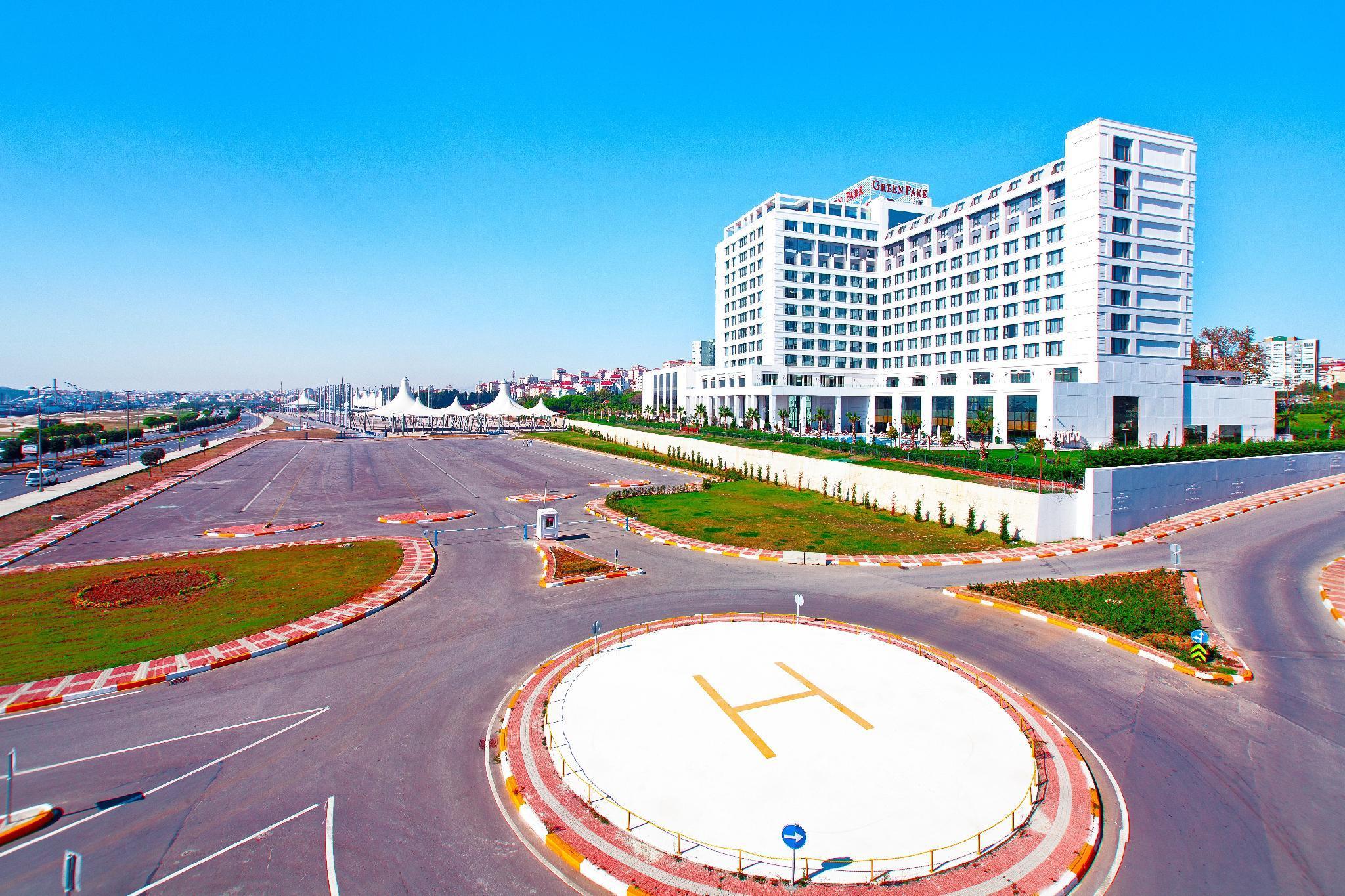 The Green Park Pendik Hotel & Convention Center 4