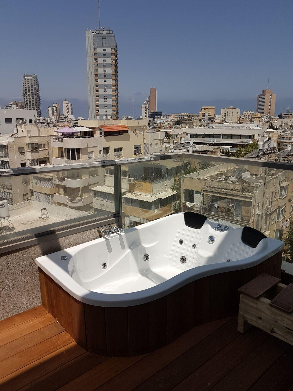 Luxury Apartment On Dizengoff 77 In Tel Aviv
