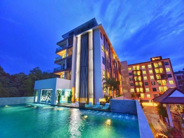 1Br Mountain View at Happy Place Condo 5 Phuket