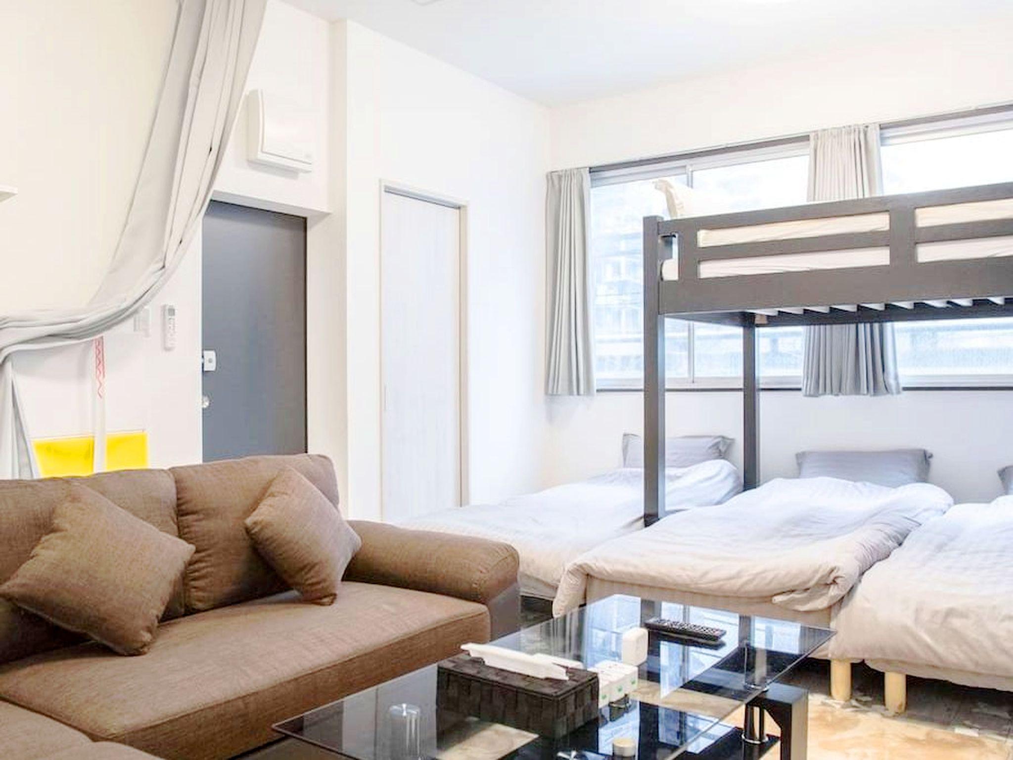 TE Osaka 1 Bedroom Near Namba Area M2