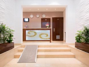 Century Hotel Apartments Abu Dhabi - Reception