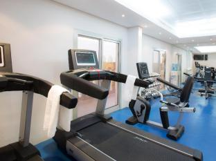 Century Hotel Apartments Abu Dhabi - Gym