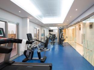 Century Hotel Apartments Abu Dhabi - Fitness Room