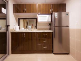 Century Hotel Apartments Abu Dhabi - 3 Bedroom Apartment