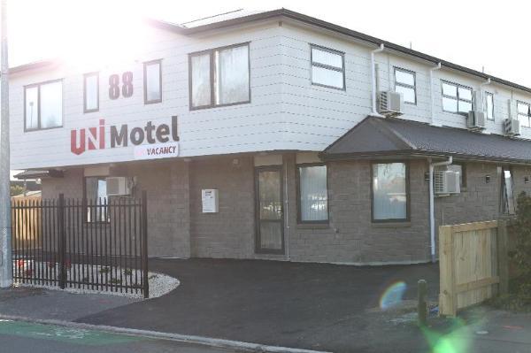Uni Motel Hamilton