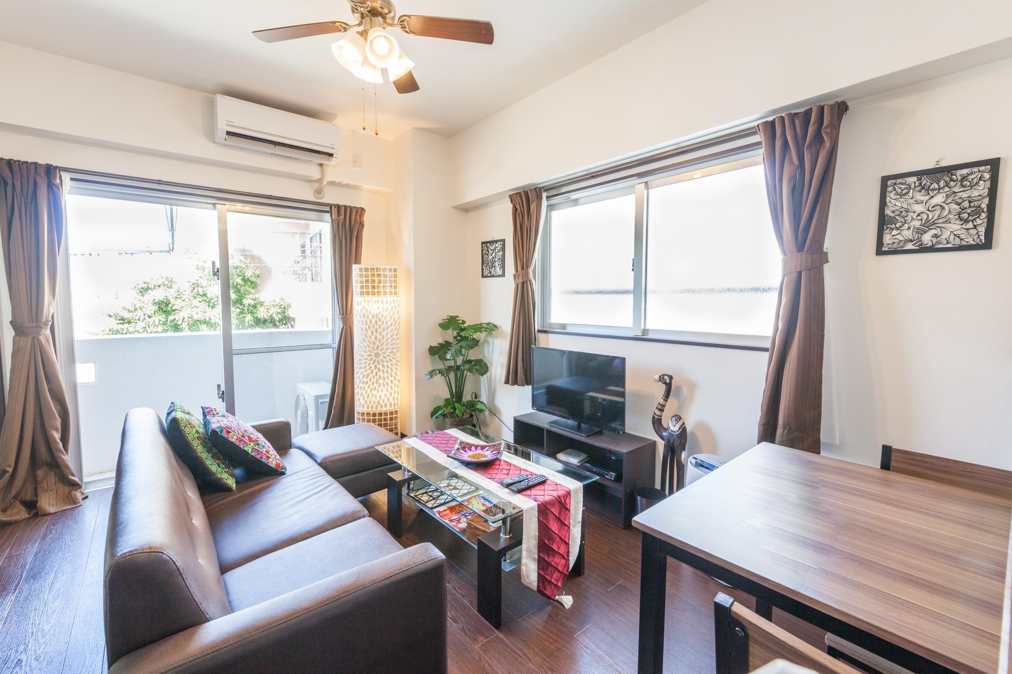 1 Bedroom Apartment Anjuur 205