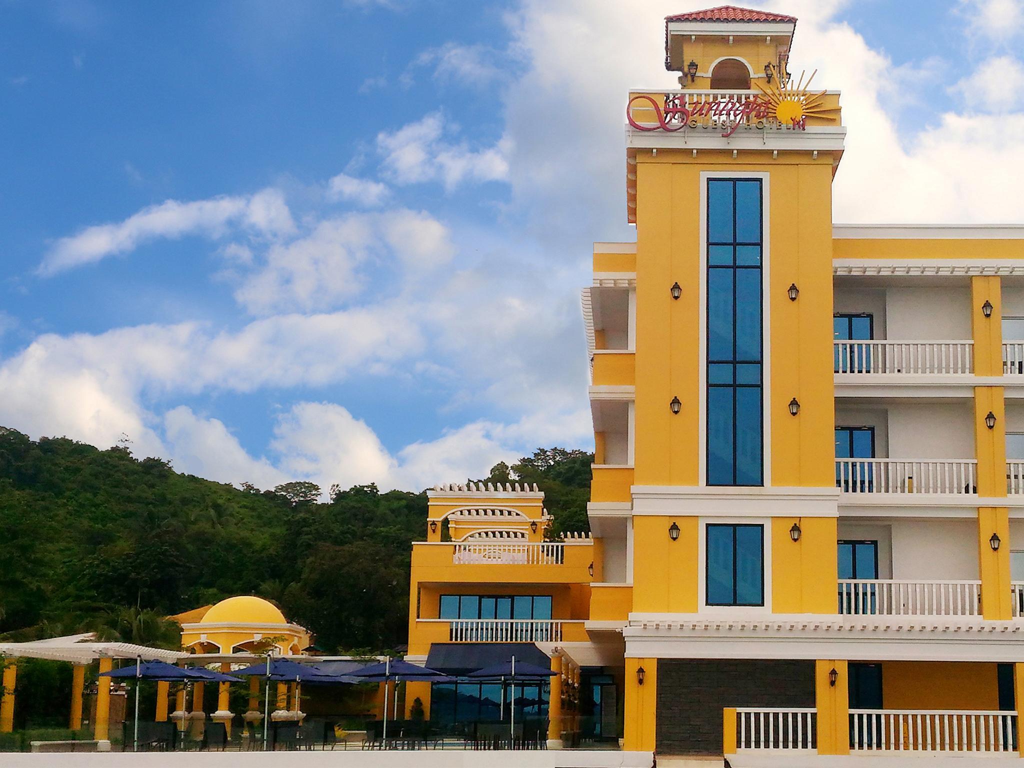 Sunlight Guest Hotel Coron Palawan Philippines