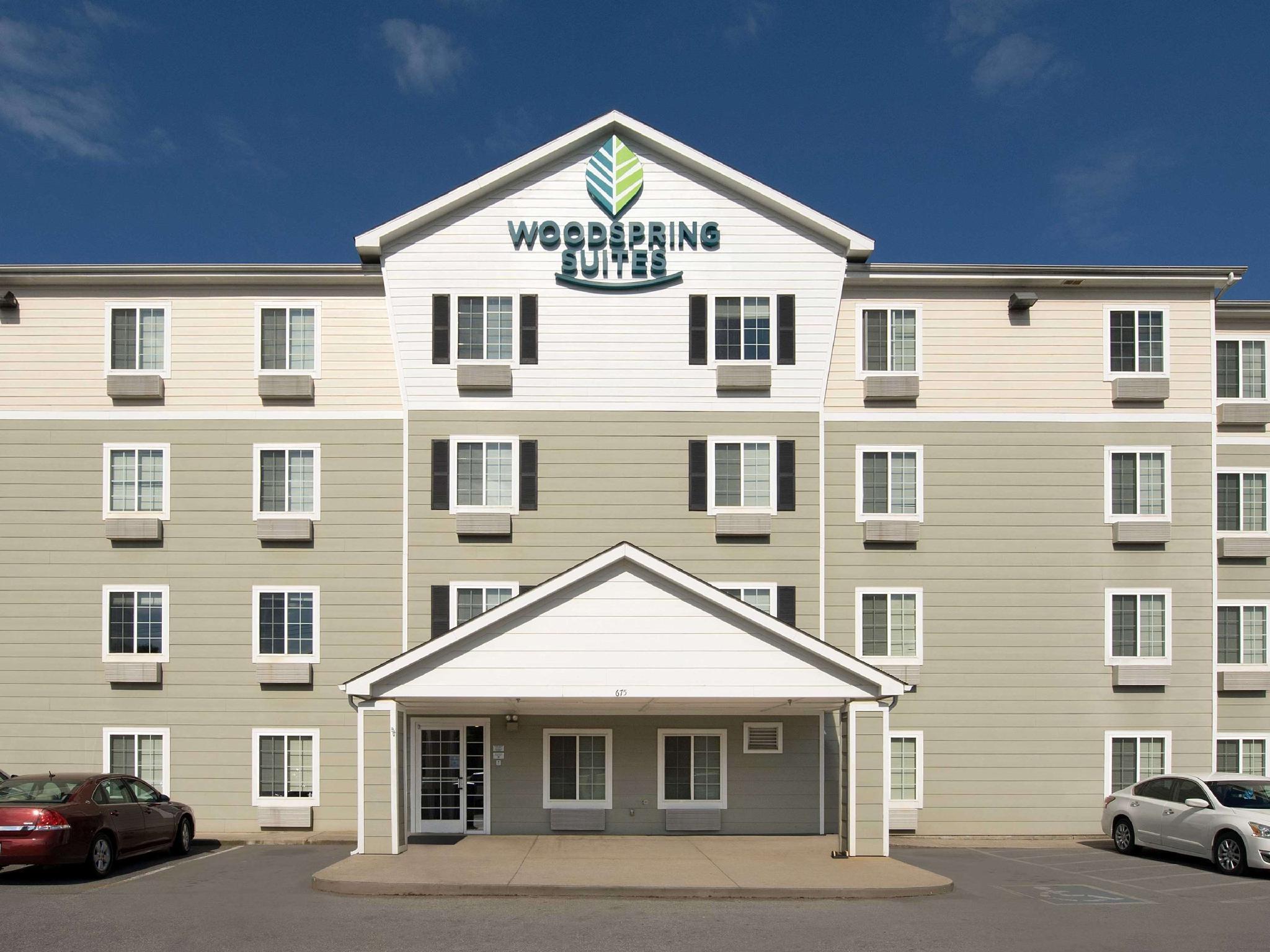 WoodSpring Suites Clarksville Ft. Campbell