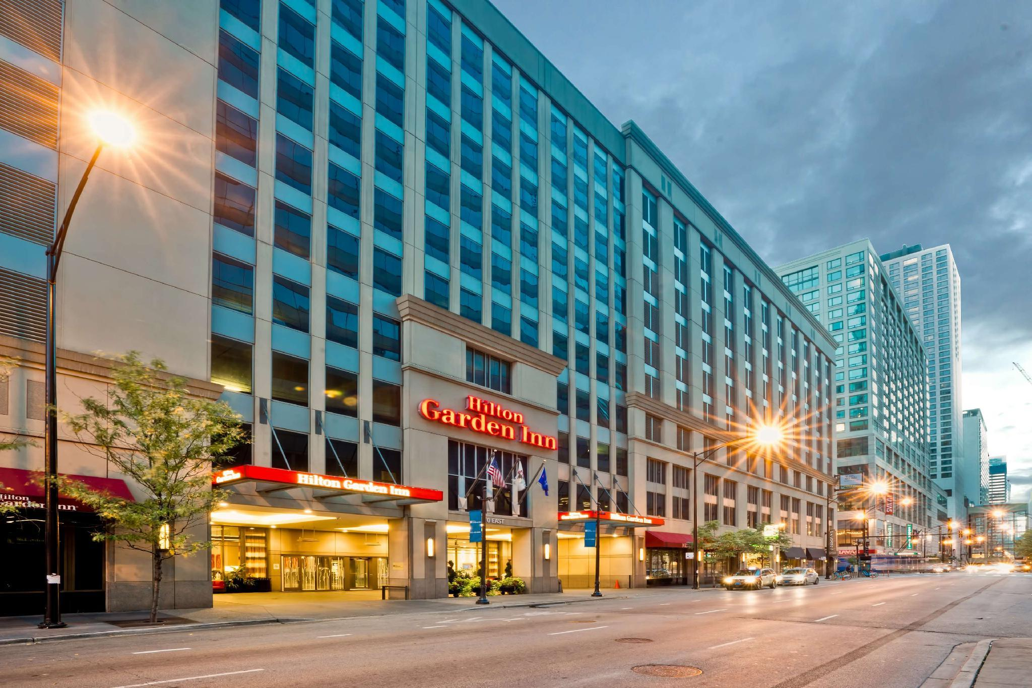 Hilton Garden Inn Chicago Downtown Magnificent Mile