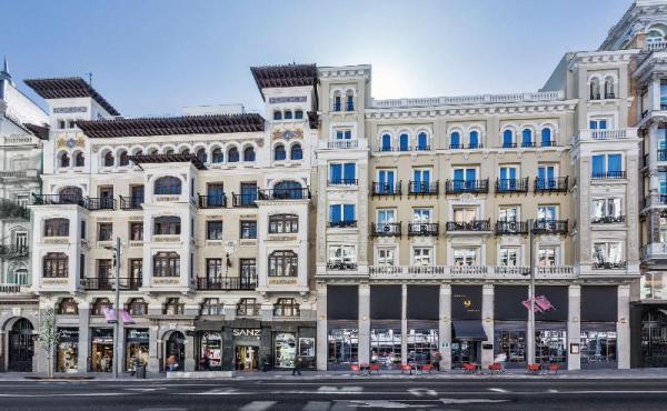 Catalonia Gran Via Hotel Madrid