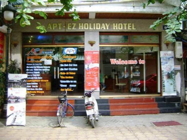 Apt Ez Holidays Hotel Hanoi