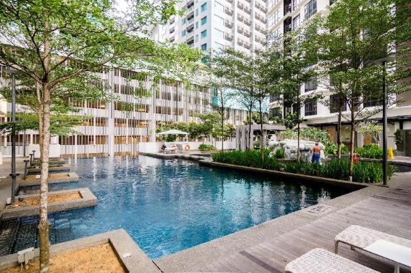 KL Shortstay Apartments-188 suites Kuala Lumpur