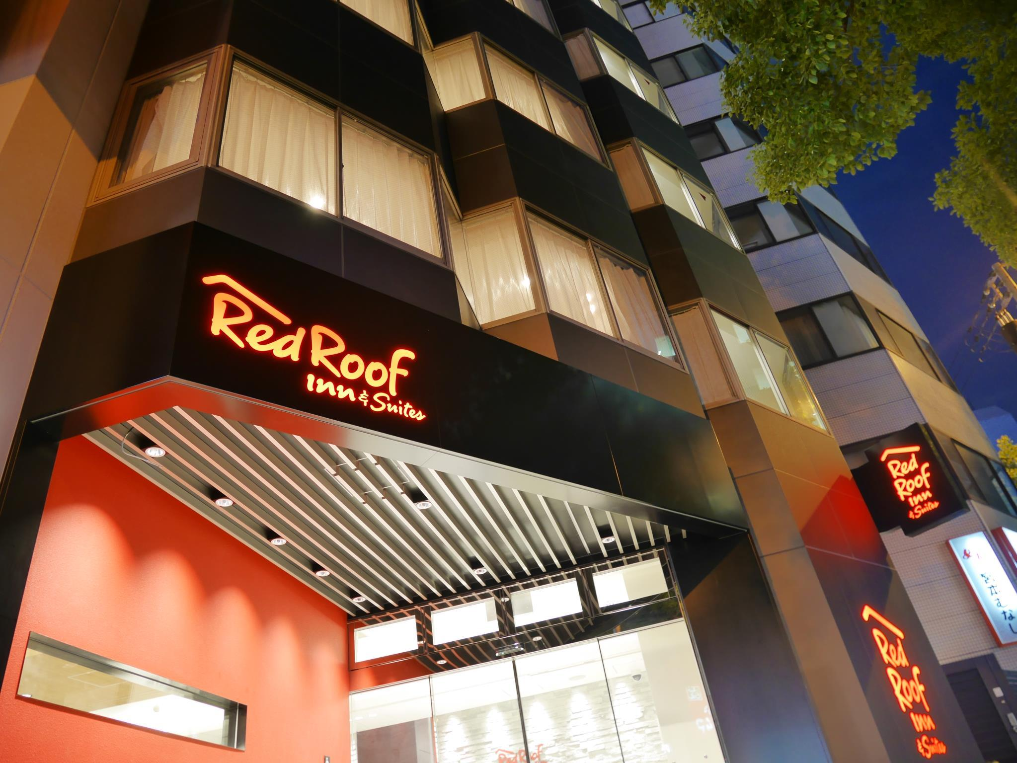 Red Roof Inn And Suites Osaka Namba Nippombashi