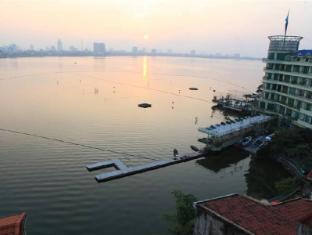 Hanoi Maidza Hotel Hanoi - View from balcony