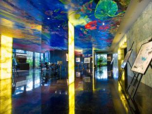 Zobon Art Hotel Zhuhai - Reception