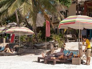 Oasis Beach & Dive Resort Panglao Island - Oasis resort beach chairs