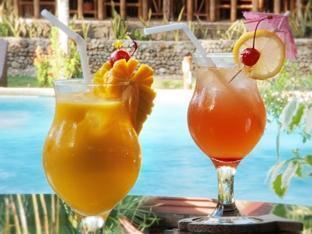 Oasis Beach & Dive Resort Panglao Island - Cocktails
