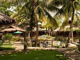 Oasis Beach & Dive Resort Panglao Island - Oasis resort garden