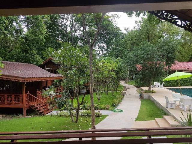 บ้านแก่งเสี้ยน รีสอร์ต – Ban Kaeng Sian resort