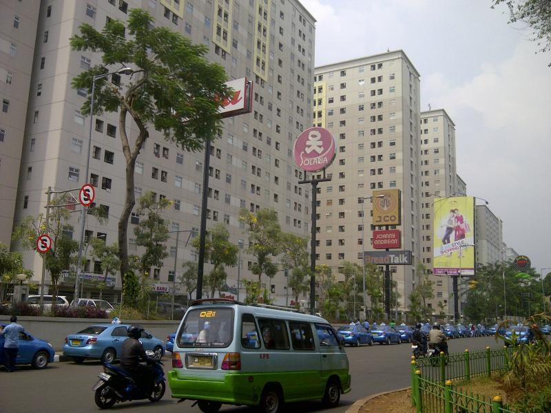 Studio Kalibata City Apartment Blessing Mansion 1