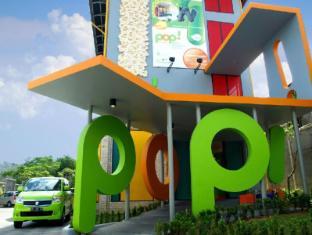 ポップ ホテル デンパサール トゥエク ウマル バリ島 - ホテルの外観
