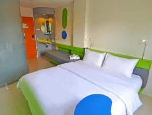 ポップ ホテル デンパサール トゥエク ウマル バリ島 - 客室