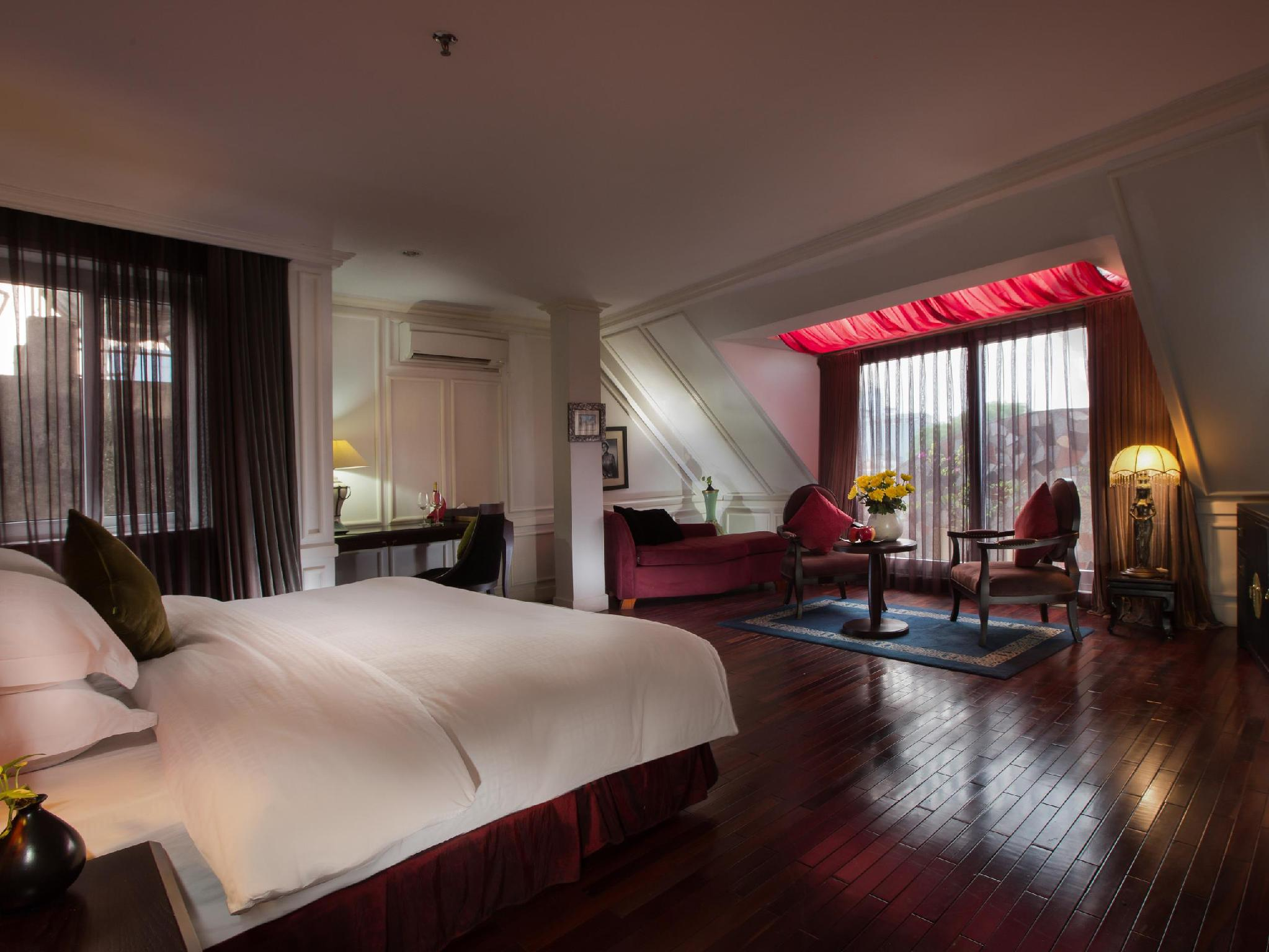 Hanoi Boutique Hotel And Spa