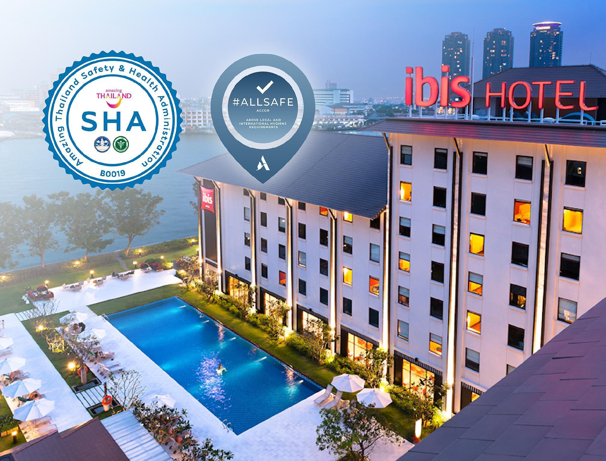 Ibis Bangkok Riverside (SHA Certified)