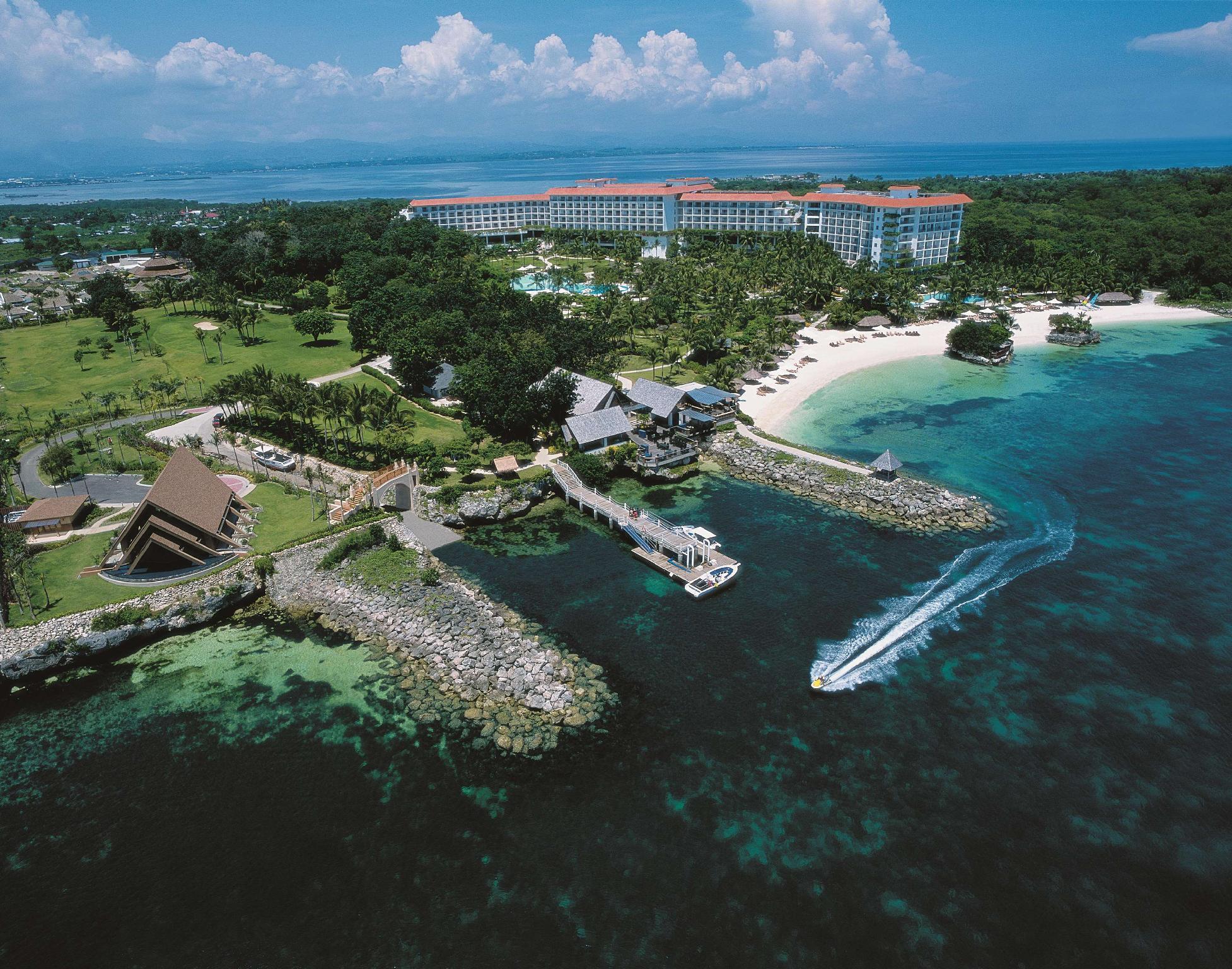 Shangri Las Mactan Resort and Spa Cebu