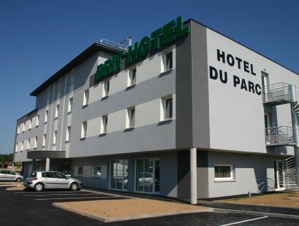 Brit Hotel Du Parc   Fougeres