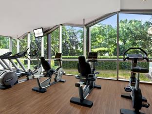 Intercontinentals And Resorts Frankfurt Frankfurt am Main - Fitness Room