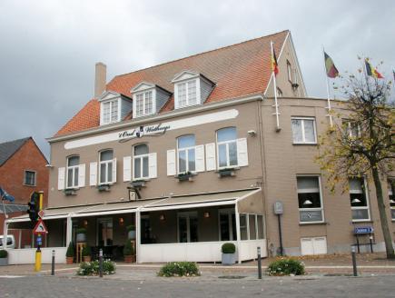 Hotel 't Oud Wethuys Oostkamp Brugge