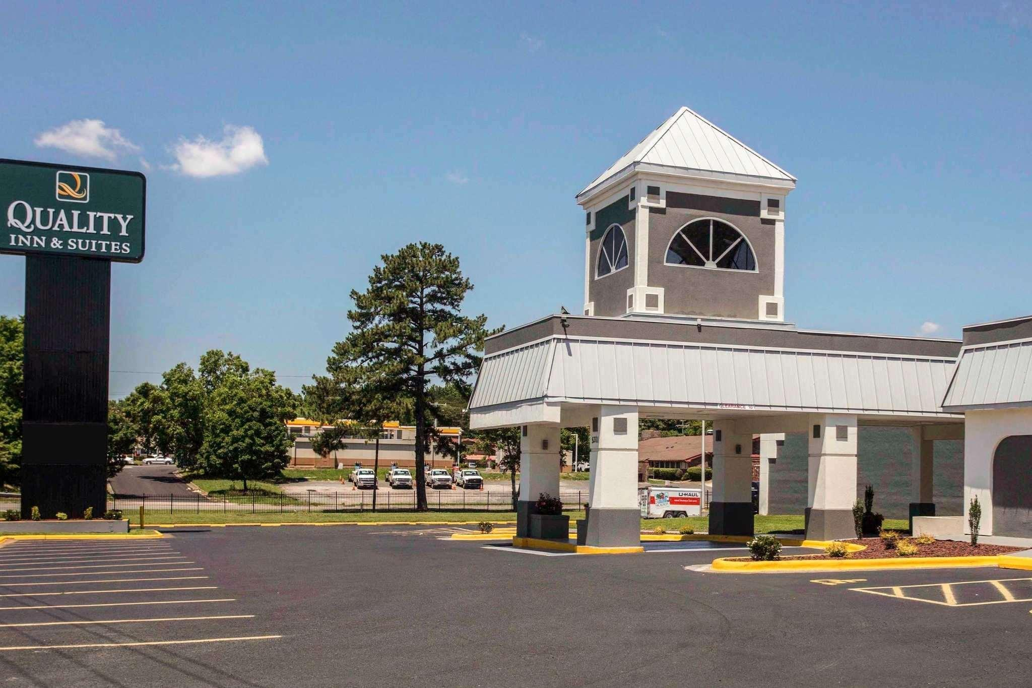 Quality Inn And Suites University Area