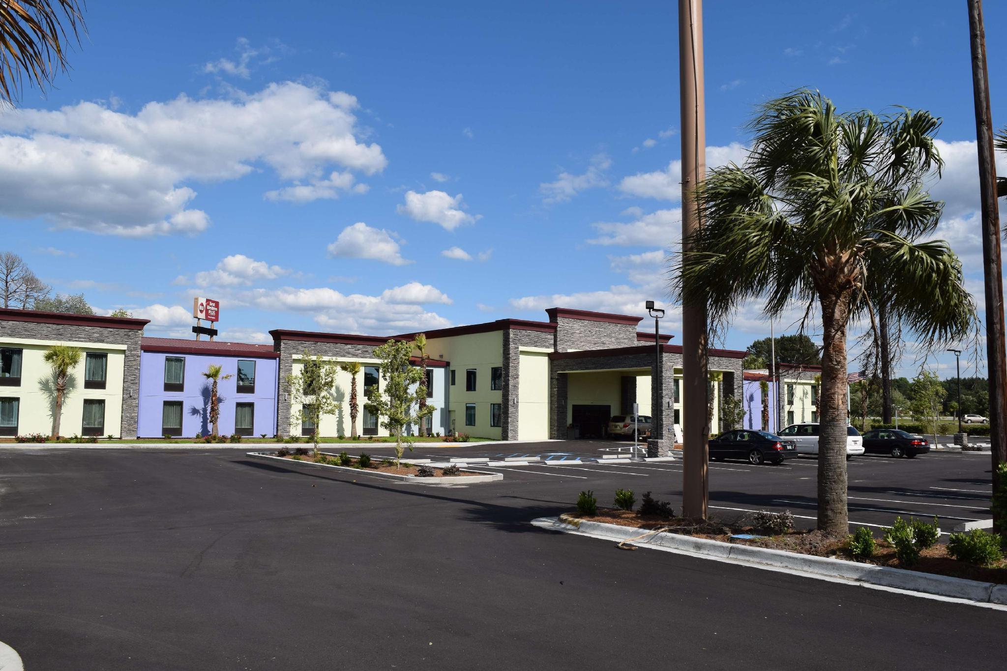 Best Western Plus Hardeeville Inn And Suites
