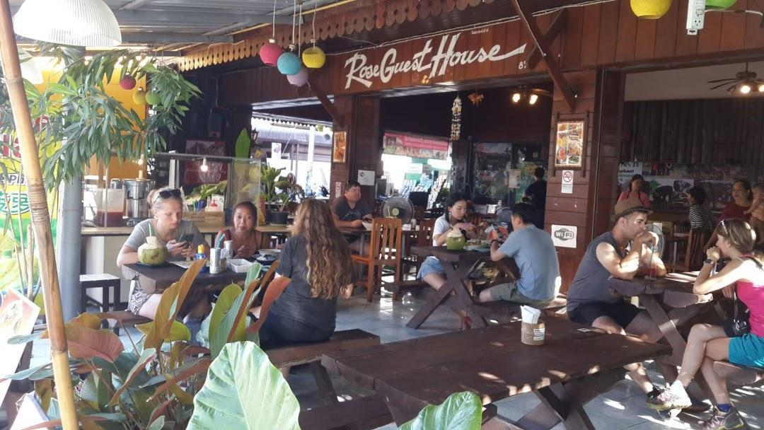 Rose Guest House Chiang Mai โรส เกสต์เฮาส์ เชียงใหม่