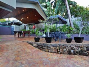 Airlie Beach Motor Lodge Whitsunday Islands - Hotellet udefra