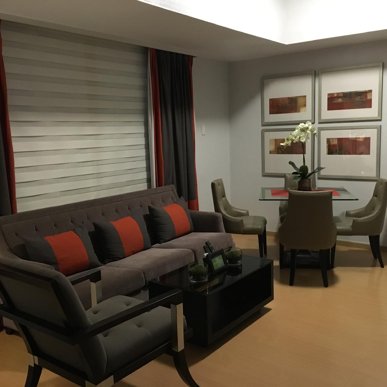 Fully Furnished Two bedroom Loft in BGC