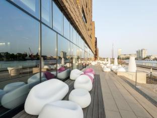 Nhow Berlin Hotel Berlino - Terrazzo