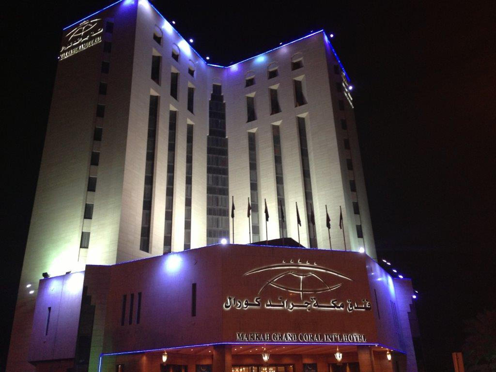 Makkah Grand Coral Hotel And Apartment