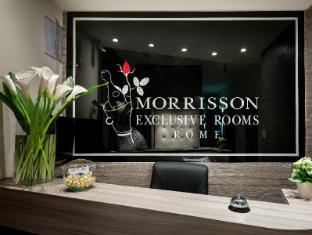 Morrisson Hotel Rome - Reception