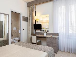 Morrisson Hotel Rome - View